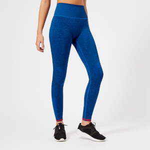 LNDR Women's Ultra Full Seamless Leggings - Cornflower Blue