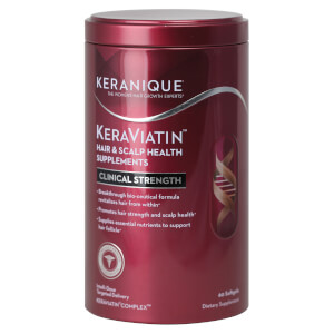 Keranique KeraViatin Hair and Scalp Supplements