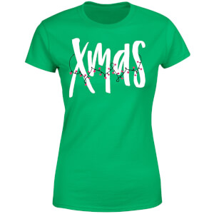 Xmas Women's T-Shirt - Kelly Green