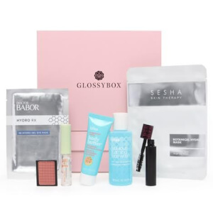 GLOSSYBOX August 2017