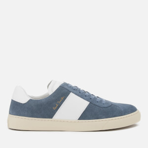 Paul Smith Men's Levon Suede Tennis Trainers - Blue