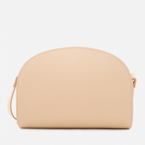 A.P.C. Women's Demi Lune Bag - Beige Natural