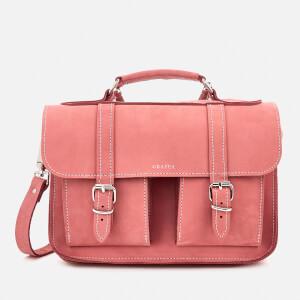Grafea Women's Morgan Satchel - Soft Pink