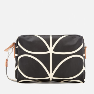 Orla Kiely Women's Small Cross Body Bag - Liquorice