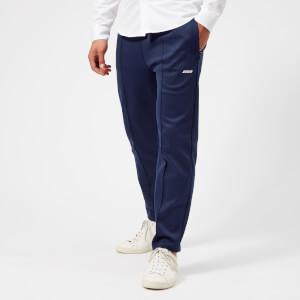 KENZO Men's Nylon Track Pants - Ink