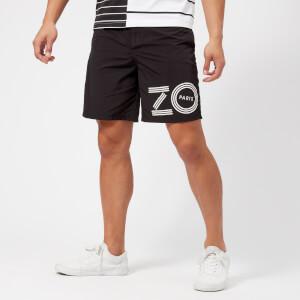 KENZO Men's Swim Shorts - Black