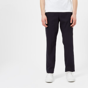 KENZO Men's Relaxed Jog Pants - Navy Blue