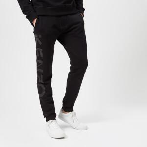 KENZO Men's Logo Jog Pants - Black
