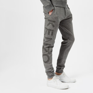 KENZO Men's Logo Jog Pants - Anthracite