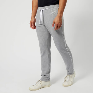 Armani Exchange Men's Drawstring Sweatpants - Heather Grey