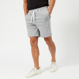 Armani Exchange Men's Fleece Shorts - Heather Grey