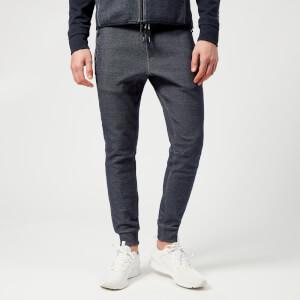 Armani Exchange Men's Cuffed Sweatpants - Heather Navy
