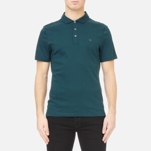 Michael Kors Men's Liquid Jersey Polo Shirt - Atlantic Green