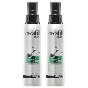 Redken Cerafill Defy Aminexil Treatment Duo (2 x 125ml)