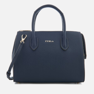 Furla Women's Small Pin Satchel - Blue