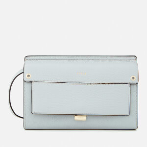 Furla Women's Like Mini Cross Body Bag - Grey