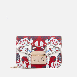 Furla Women's Metropolis Mini Cross Body Bag - Red