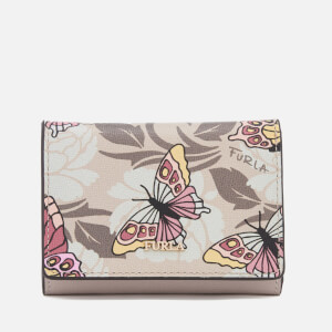Furla Women's Babylon Small Trifold Wallet - Beige