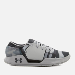 3c16a3282e602 Under Armour Men s SpeedForm Amp 2.0 Training Shoes - Overcast Grey Black