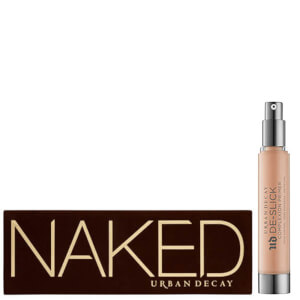 Urban Decay Naked Palette and Primer Bundle