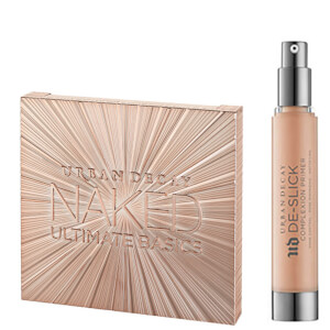 Urban Decay Naked Ultimate Basics Palette and Primer Bundle