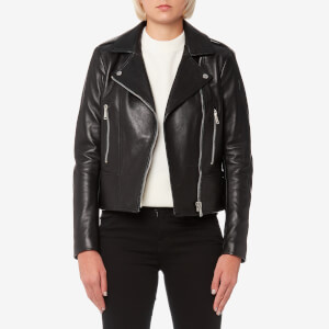 Belstaff Women's Marving-T 2.0 Biker Jacket - Black
