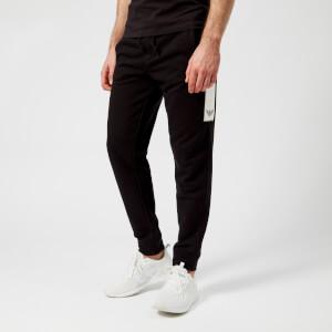 Emporio Armani Men's Cuffed Sweatpants - Nero