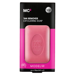 ModelCo Mc2 Tan Remover Exfoliating Soap (Free Gift)