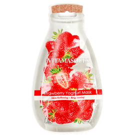 Vitamasques Strawberry Yoghurt Mask