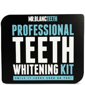 Mr Blanc Teeth set prodotti sbiancanti