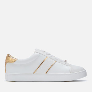 Miss KG Women's Lyra Cupsole Trainers - White
