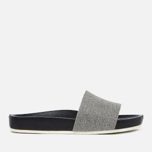 Kurt Geiger London Women's Missy Slide Sandals - Silver