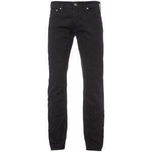 Jack & Jones Men's Originals Mike Straight Fit Jeans - Black Denim