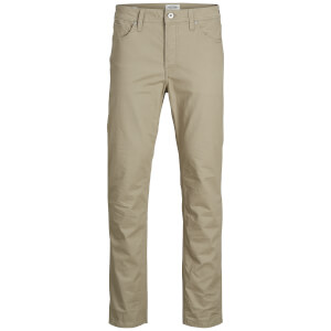 Jack & Jones Men's Originals Tim Slim Fit Chinos - Kelp