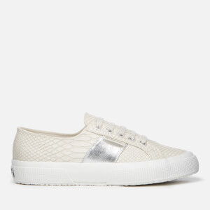 Superga Women's 2750 Punsnakew Trainers - Light Grey