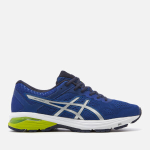 Asics Men's GT-1000 6 Trainers - Limoges/Silver/Peacoat