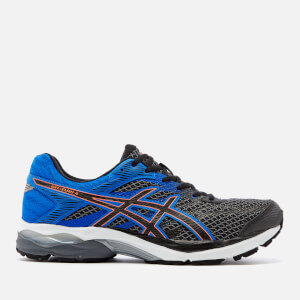 Asics Men's Gel Flux 4 Trainers - Carbon/Black