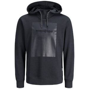 Jack & Jones Men's Core Pretoria Hoody - Sky Captain Marl