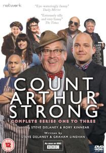 Count Arthur Strong - Series One To Three