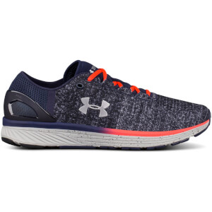 Under Armour Men's Charged Bandit 3 Running Shoes - Grey/Navy