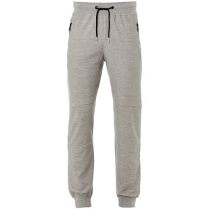 Dissident Men's Harry Textured Sweatpants - Grey