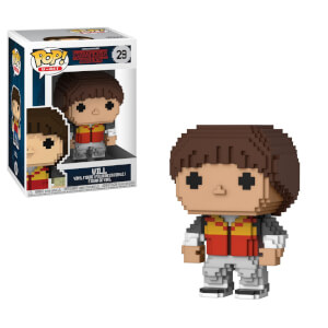 Figurine Pop! Will 8-Bit - Stranger Things