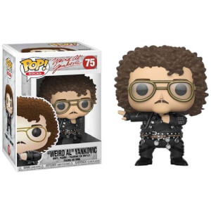 Pop Rocks Weird Al Yankovich (Eat It) EXC Pop! Vinyl Figure