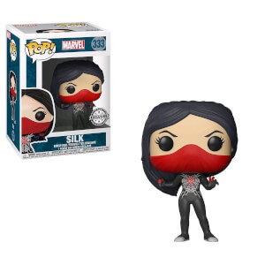 Figurine Pop! Silk EXC - Marvel Comics