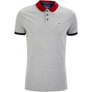 Le Shark Men's Langstone Polo Shirt - Light Grey Marl