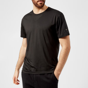 Puma Men's Energy Short Sleeve Tech T-Shirt - Puma Black
