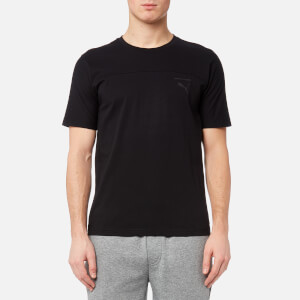 Puma Men's Pace Primary Short Sleeve T-Shirt - Puma Black
