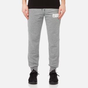 Puma Men's Style Athletic Pants - Grey Heather