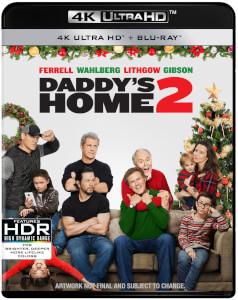 Daddy's Home 2 - 4K Ultra HD