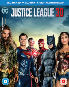 Justice League 3D (Includes 2D Version) (Digital Download)